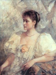 Портрет императрицы александры