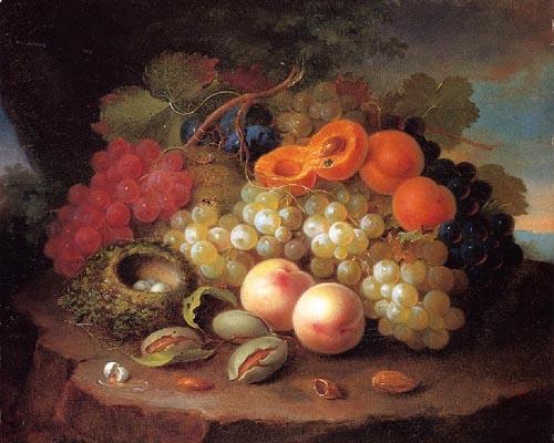 Натюрморт с фруктами дж форстера