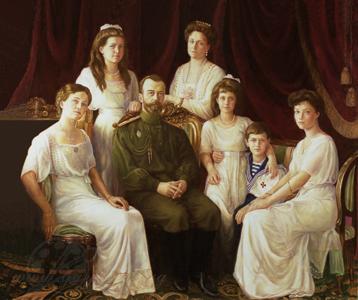 Портрет царевны ольги портрет