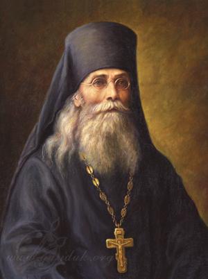 Портреты преподобного варсонофия
