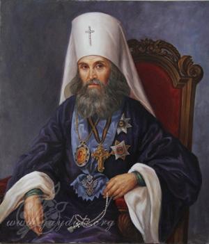 Портрет святителя филарета