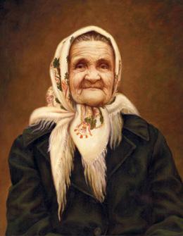 Заказать портрет маслом на холсте